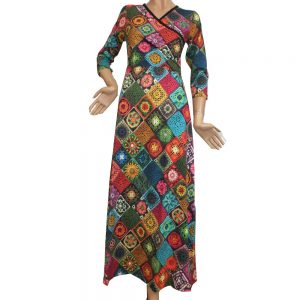 8616LK1 Kleid Lalamour Gr 36-44
